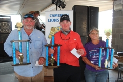 Outstanding Anglers - Eric Paul, Zack Paul, Marty Marr
