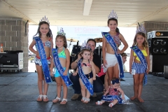 2017 Festival Pageant Winners